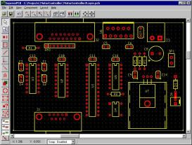 PADS PC -Design from WellerPCB