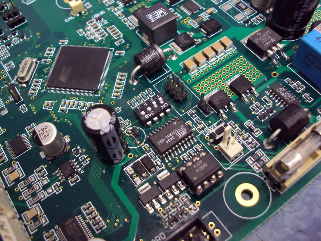 Bga Pcb Assembly Weller Pcba Or Printed Circuit Board